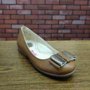 Other - Dogi Girls Camel Brown Flats